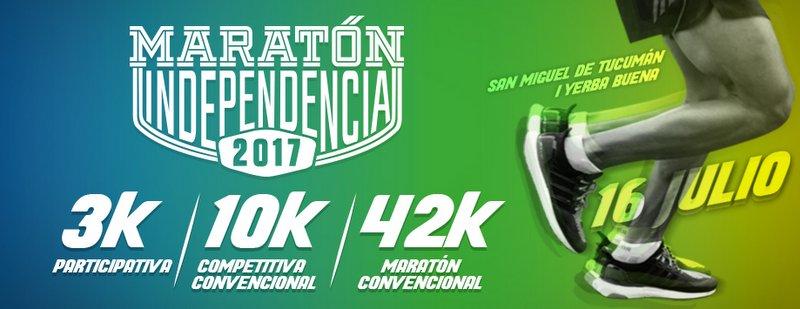 Maratón Independencia
