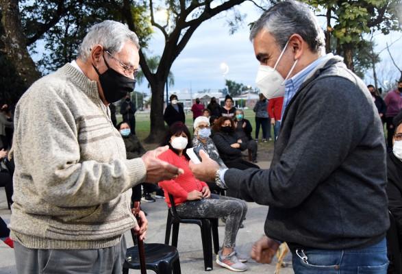 La Municipalidad tucumana ayudó a instalar un sistema de alarmas que beneficiará a vecinos del barrio Parque Sur