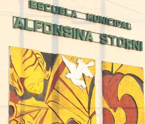 Acto de cierre del ciclo lectivo de las escuelas municipales for Jardin querubines